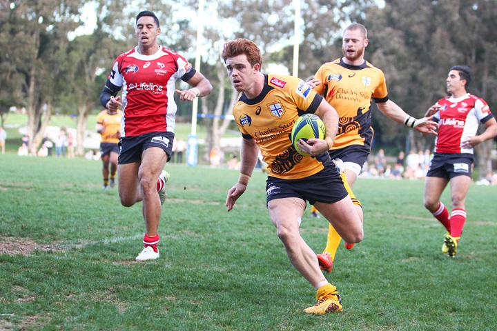 UC Vikings defeat CSU NSW Country Eagles