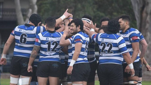 Melbourne University Rugby Union