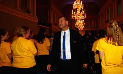 RWC 2015 Welcome Ceremony - Australia