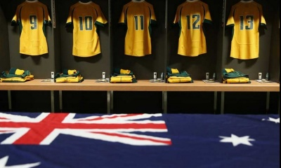 Wallaby jerseys