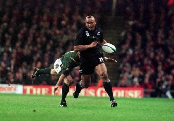 Jonah Lomu's two sons supporting France 2023 bid