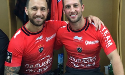 quade cooper's first match for toulon