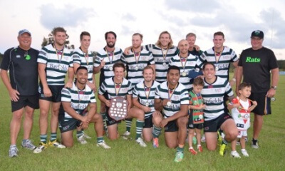 2015 winners, Warringah Rats