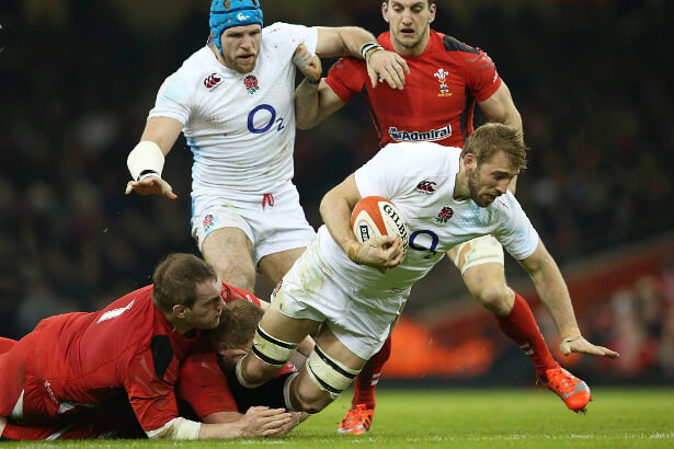 Chris Robshaw - RBS 6 Nations 2015               Courtesy RBS 6 Nations