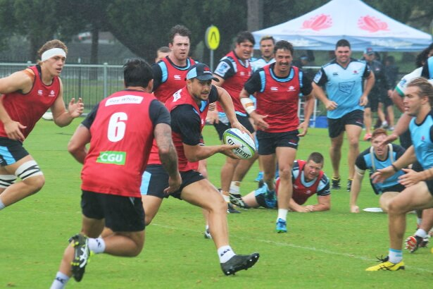 Horwitz - comfortable at flyhalf or inside centre