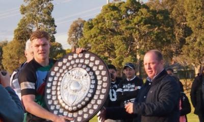 Harlequin Dewar Shield winners 2015