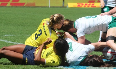 Women's Sevens rugby is tough