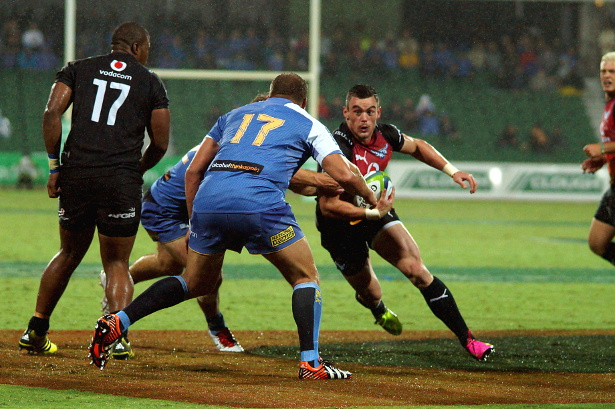 Jesse Kriel - one of the best for the Bulls