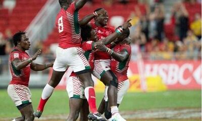 Kenya wins cup