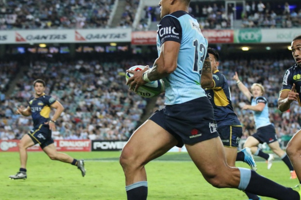 Folau's set to be reunited with the number 13 jersey this weekend