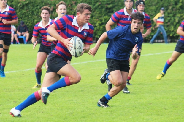 Joeys 3rd XV - beat Knox 45-5 last week