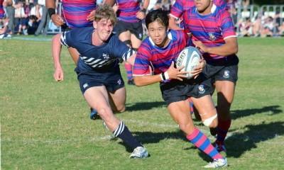 Adam Tse on the move for Joeys