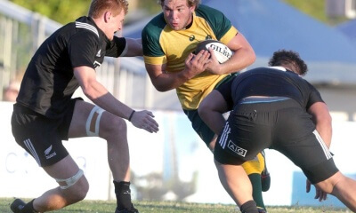 Angus Scott Young Australia Under 20s (Photo credit, Sportography)