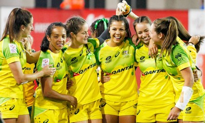 Is it a good time to start talking about our WORLD CHAMPION Sevens team??