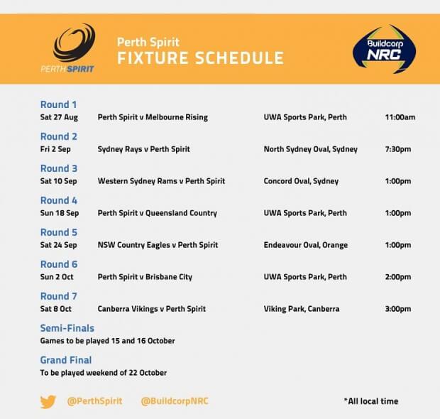2016_NRC_Fixtures_Perth_Spirit