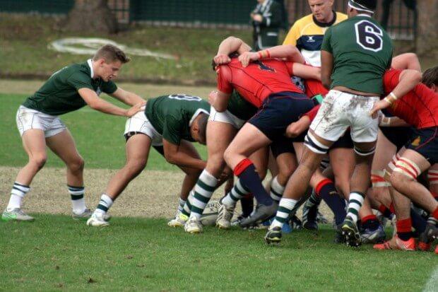 Barker scrum dominated v. Waverley
