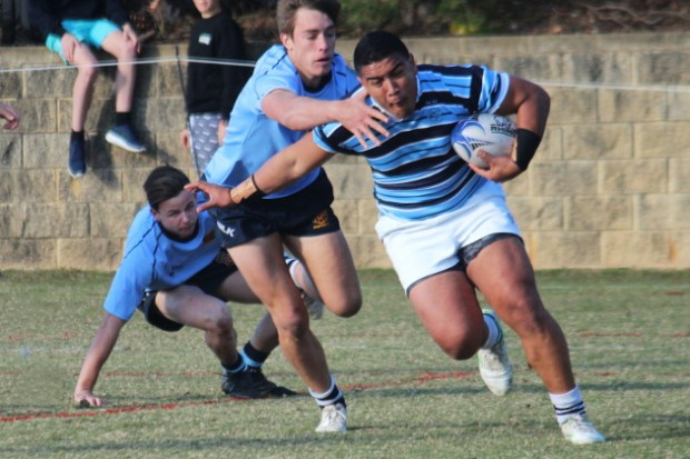 Tyron Taukamo - best game for a while
