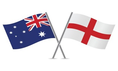 australia-england-flag