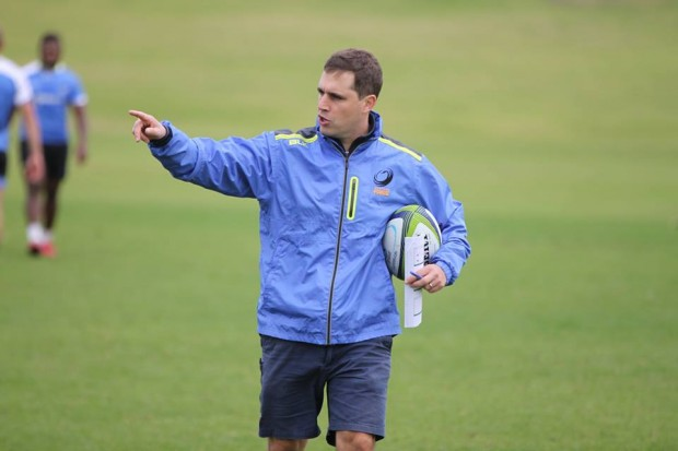 David Wessels has been appointed head coach for the rest of the Force season