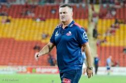 Queensland Reds Co-Interim Head Coach  Nick Stiles