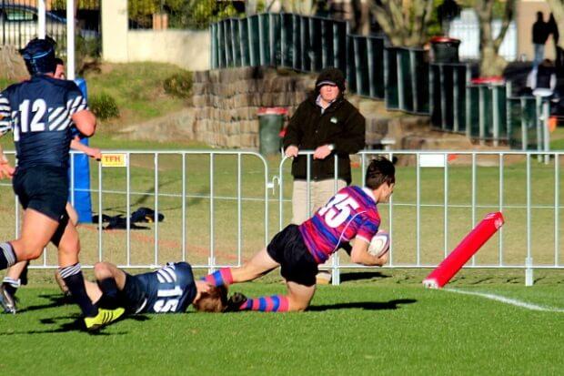 Matthew McTaggart scores again