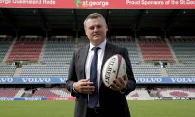 26//07/16 Nick Stiles announced as Head Coach for the St George Queensland Reds