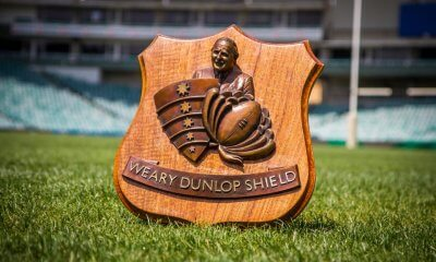 Weary Dunlop Shield