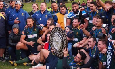 Dewar Shield Melbourne Unicorns 2016 winners