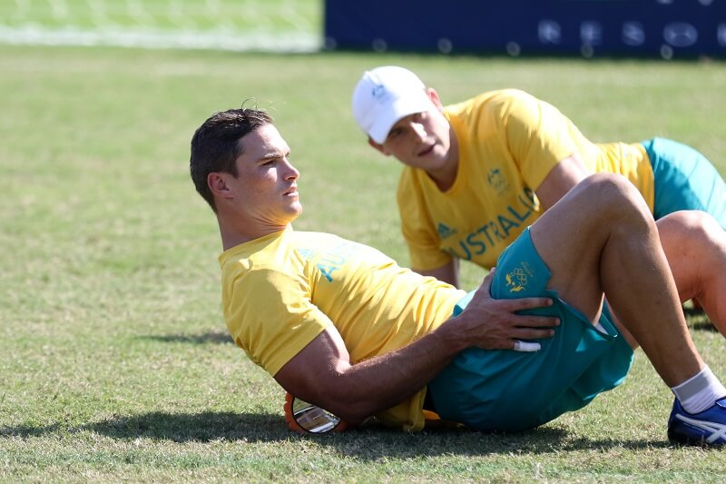 Men's 7s team struggle on Rio Day 1 - Green and Gold Rugby
