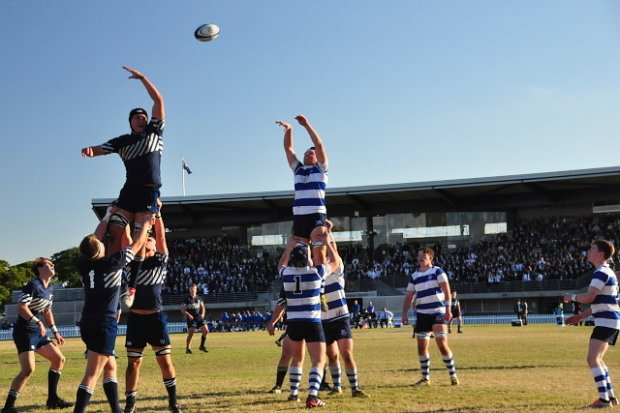 Lineout at Northbridge