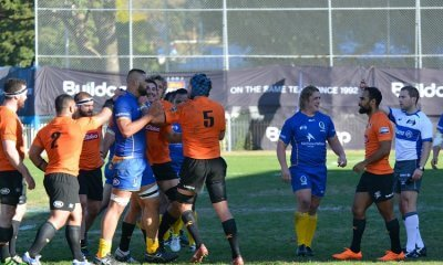 Lukhan Tui scuffle Brisbane City v NSW Country NRC 2016