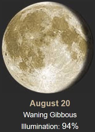 Full Moon 20-08-16