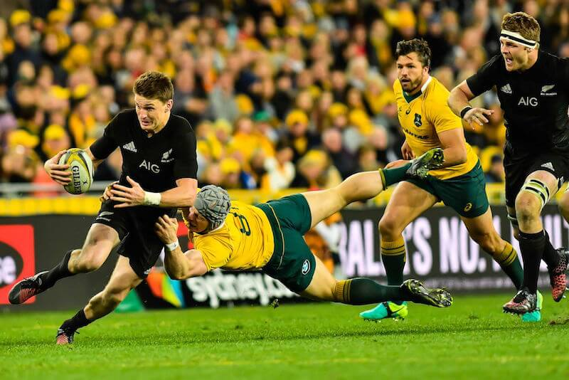 Match Preview Wallabies V All Blacks Bledisloe 3 Green And Gold Rugby