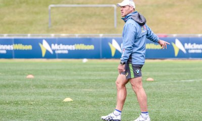 Wallaby Defence Coach Nathan Grey