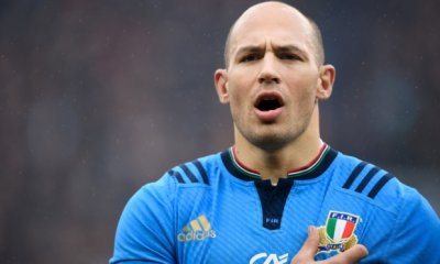 Sergio Parisse, Italy captain and arguably their best player. Born and raised in Argentina.