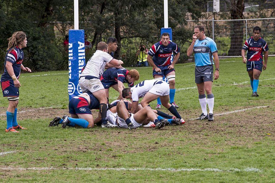 Penalty to Queensland