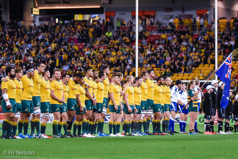 Paenga-Amosa and Timu to debut for Wallabies against experimental Ireland XV