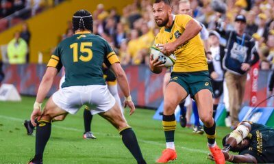 Quade Cooper plots a way around Johan Goosen
