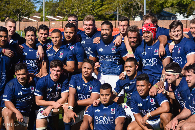QLD Country celebrate their first win in 2016 NRC over previously unbeaten NSW Country
