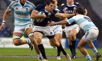 Scotland  v Argentina 2009