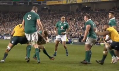 ringrose try ireland wallabies