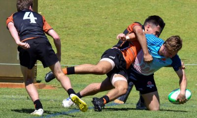 NSW I scores v Northern Territory - Photo credit - Andrew Mayberry