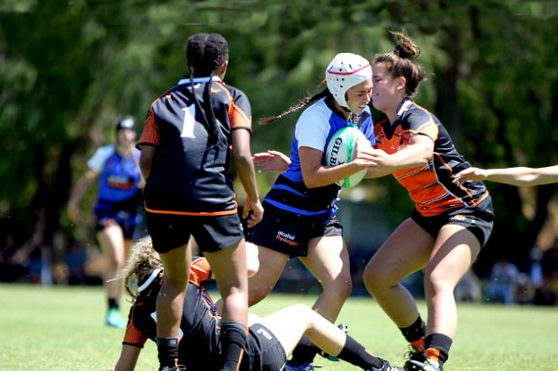 Western Force v Northern Territory Girls