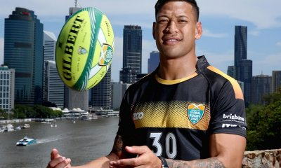 Brisbane Global Rugby Tens - 30 Days to go - Israel Folau
