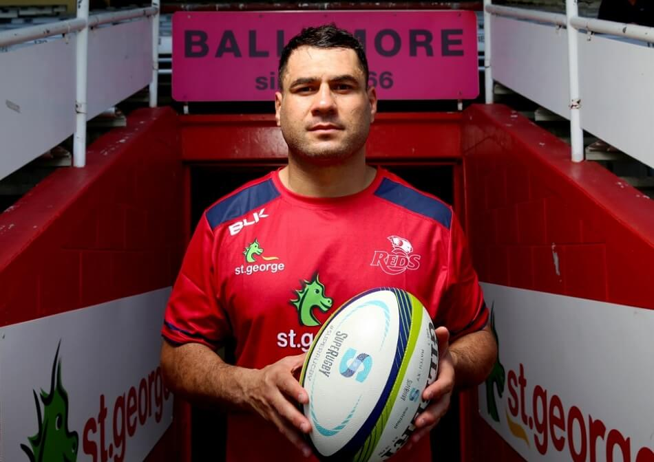 George Smith Queensland Reds