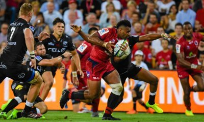 Samu Kerevi scored two tries