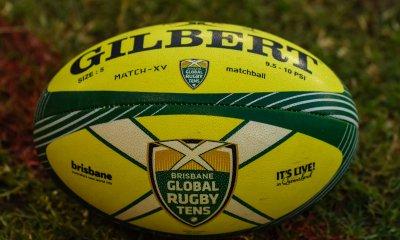 Stock photo of Brisbane Tens match ball