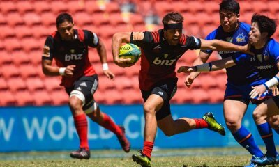 Crusaders v Panasonic Wild Knights