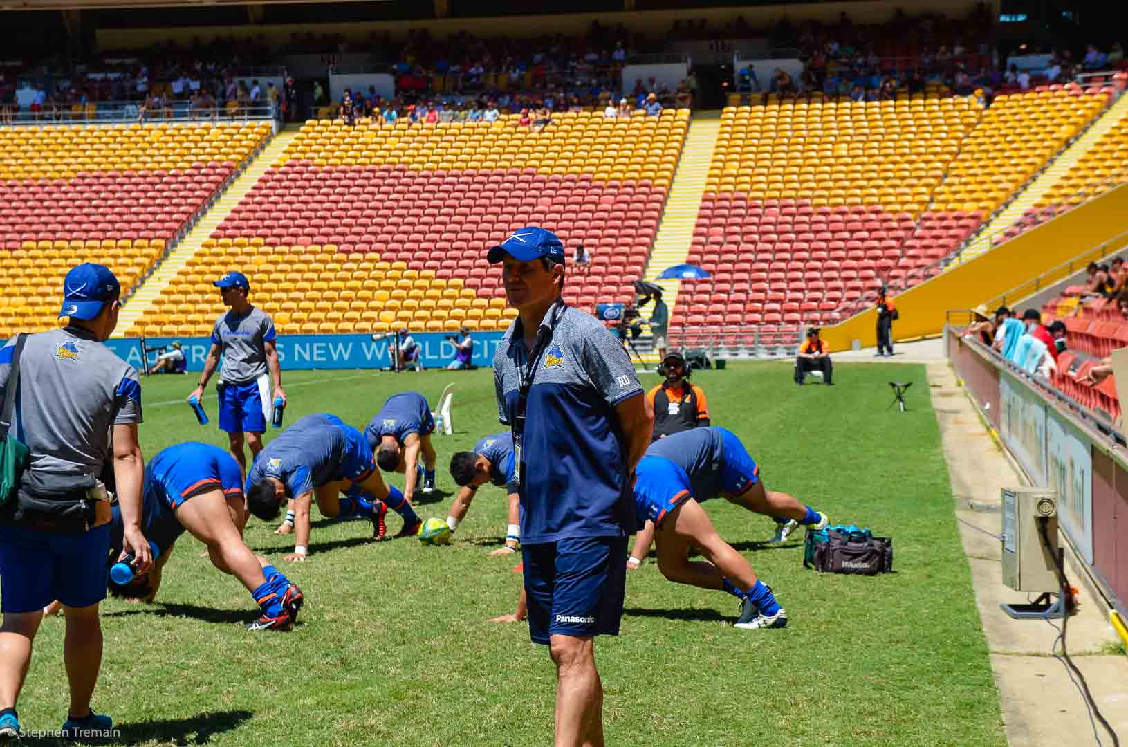 Robbie Deans, Coach of Panasonic Wild Knights