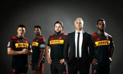 Robbie Fleck and 2017 Stormers team leaders